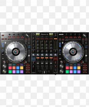 Labor Day Sale - Pioneer DJ DJ Controller Scratch Live Disc Jockey Pioneer DDJ-SZ2 PNG