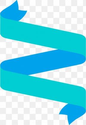 Logo Electric Blue - Blue Turquoise Aqua Clip Art Line PNG