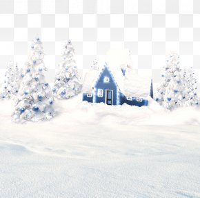 Christmas Tree Covered With Snow - Racetrack Section, North Bergen Christmas Tree Thermoelectric Cooling Peltier Element PNG