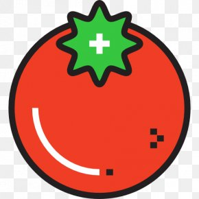 Tomato Icon - Royalty-free Geometry Clip Art PNG