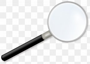 Magnifying Glass 3D Vector Renderings - Magnifying Glass 3D Computer Graphics PNG