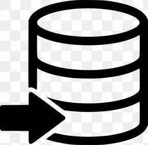 Database Icon Onlinewebfonts - Database Computer Software PNG