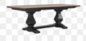 Rectangular Coffee Table - Table Mission Style Furniture Dining Room Ethan Allen Matbord PNG