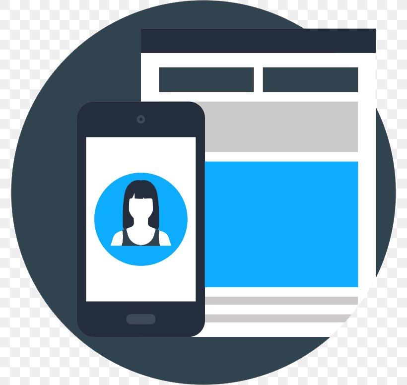 Web Development Responsive Web Design Mobile App Development Icon Design, PNG, 776x776px, Web Development, Brand, Communication, Computer Icon, Electronic Device Download Free
