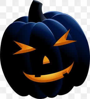 Halloween Decoration Pattern - Jack-o-lantern Halloween Clip Art PNG