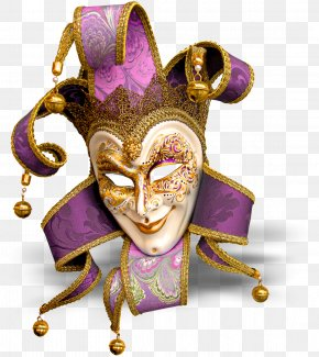 Carnival - Carnival Of Venice Venetian Masks Masquerade Ball Costume PNG