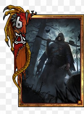 Permadeath - Gwent: The Witcher Card Game The Witcher 3: Wild Hunt CD Projekt The Witcher 2: Assassins Of Kings PNG
