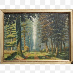 Country Road - Modern Art Painting Picture Frames Tapestry PNG