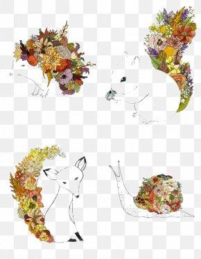 Hedgehog - Drawing Watercolor Painting Illustrator Illustration PNG