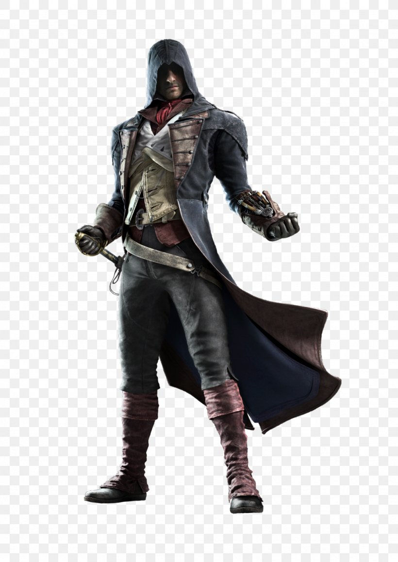 Assassin S Creed Rogue Assassin S Creed Unity Png 1024x1447px