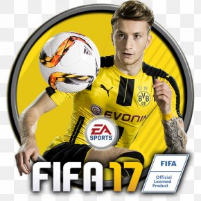 Electronic Arts - Marco Reus FIFA 17 FIFA 18 EA Sports Football Game HD PNG