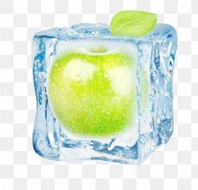 Frozen Apple - Frozen Food Food Preservation Gourmet Health PNG
