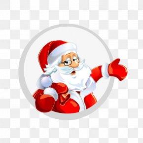 Santa Claus - Santa Claus Pxe8re Noxebl Christmas Clip Art PNG