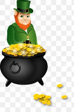 Free Pictures Of Leprechauns - Breakfast Cereal Lucky Charms Leprechaun Saint Patricks Day Clip Art PNG