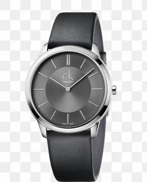Watch - Calvin Klein Watch Swiss Made Strap Jewellery PNG