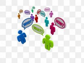 Customer Relationship - Social Media Customer Relationship Management Business Clip Art PNG