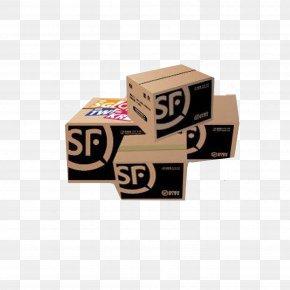 SF Express Box - SF Express Courier Logistics PNG