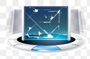 Monitor - Computer Monitor Computer Graphics PNG