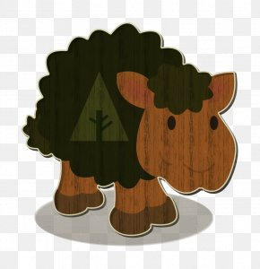 Cartoon Social Network Icon - Forrst Icon Sheep Icon Social Network Icon PNG