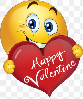 Colorful Trend Free Download - Smiley Emoticon Valentine's Day Clip Art PNG