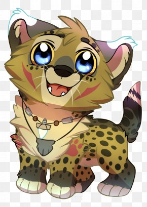 Tiger - Tiger Lion Animal Favourites Cat Art PNG