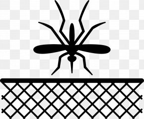 Mosquito - Mosquito Nets & Insect Screens Window Mosquito Control Baby Bedding PNG