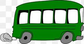 Bus - Airport Bus Car Van Vehicle PNG