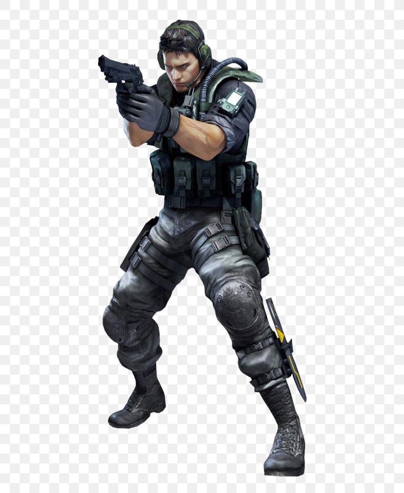 Chris Redfield Resident Evil Revelations Resident Evil 5 Resident Evil The Mercenaries 3d Png 800x1000px Chris