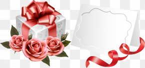 Greeting - Rose Flower Greeting & Note Cards Gift PNG