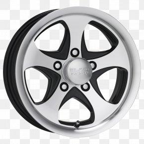 Car - Alloy Wheel Trailer Car Rim PNG
