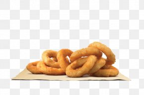 Burger King - Onion Ring Hamburger French Fries Burger King Chicken Nuggets PNG