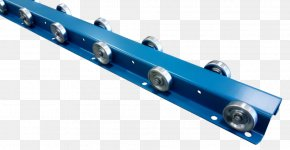 Roller Chain Parts - Rail Transport Conveyor System Track Lineshaft Roller Conveyor Conveyor Belt PNG