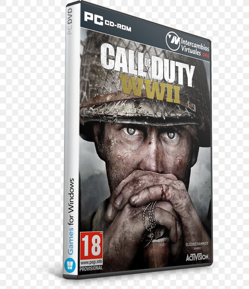 Call Of Duty: WWII Call Of Duty: Black Ops II Call Of Duty: Infinite Warfare Borderlands 2 Call Of Duty: Advanced Warfare, PNG, 620x950px, 2017, Call Of Duty Wwii, Activision, Borderlands 2, Brand Download Free