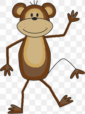 Best Clipart Monkey - Baby Monkeys Clip Art PNG