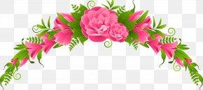 Flower - Flower Rose Clip Art PNG
