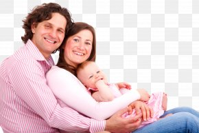 Happy Young Couple With Thier BabyPix - Family Medicine Health Care Physician PNG