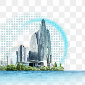 City - City Building Clip Art PNG