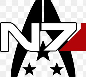 Mass Effect 2 Sticker Decal Video Game Logo PNG
