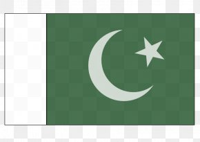 Flag - Flag Of Pakistan National Flag All-India Muslim League PNG