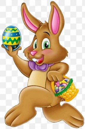 Easter - Easter Bunny Easter Egg Rabbit PNG