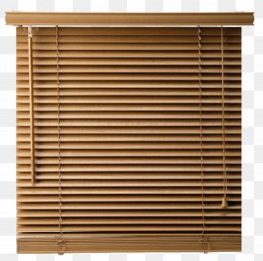 Wood Blinds - Window Blind Window Treatment Curtain Window Shutter PNG