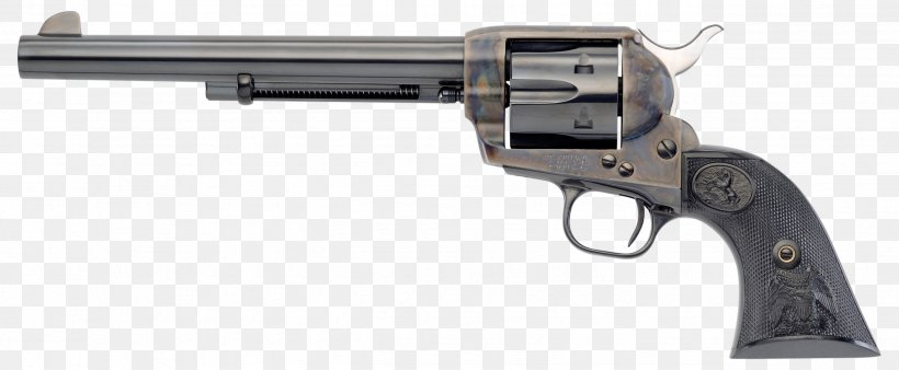 Colt Single Action Army Colt's Manufacturing Company Revolver .45 Colt Colt M1878, PNG, 2574x1061px, 44 Special, 45 Colt, Colt Single Action Army, Air Gun, Caliber Download Free