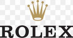 Rolex - Rolex Submariner Rolex Sea Dweller Rolex Datejust Logo PNG