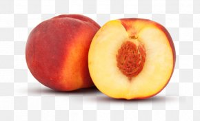 Peaches Picture Material - Saturn Peach Berry Fruit Nutrition Facts Label PNG