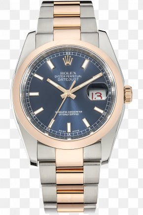 Rolex - Rolex Datejust Automatic Watch Chronograph PNG