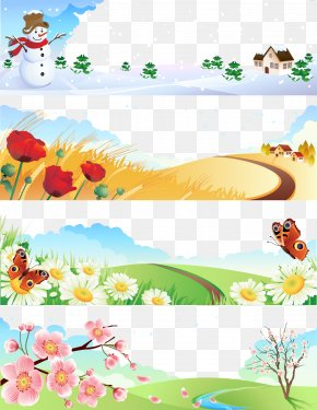 Vector Forest - Season Autumn Royalty-free Clip Art PNG