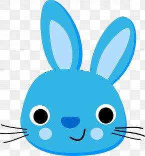 Rabbit - Easter Bunny Rabbit Facebook Clip Art PNG