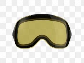 Ski Goggles - Goggles Sunglasses Lens Skiing PNG