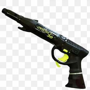 Fishing - Trigger Speargun Air Gun Harpoon Spearfishing PNG