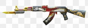 Amazing Ak 47 - CrossFire 9A-91 AK-47 M4 Carbine Weapon PNG